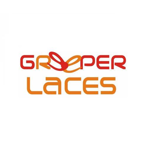 greeper laces logo triathlon schnuersenkel
