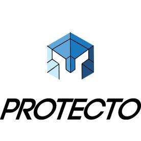 protecto toe covers zehenschützer logo