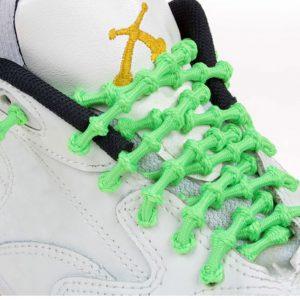 xtenex laces grün triathlon schnürsenkel-min